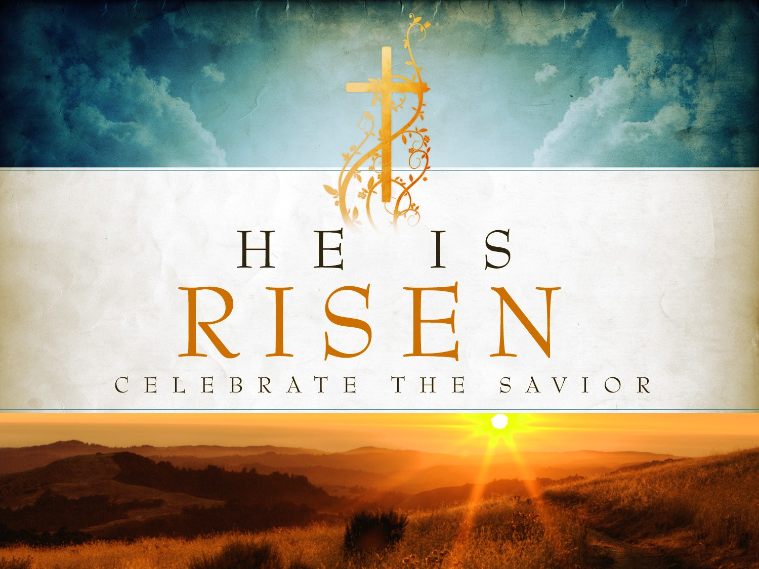 Easter Religious Backgrounds 3