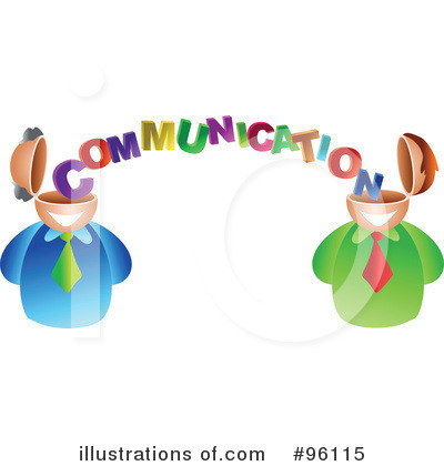 Effective Communication Skills Clipart 11