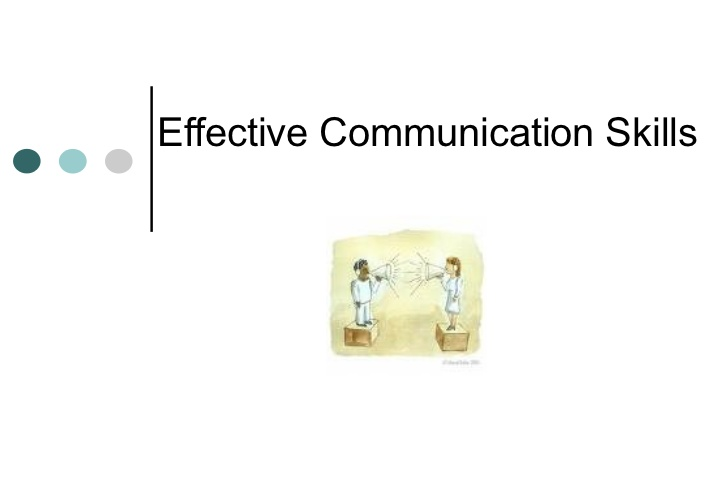 Effective Communication Skills Clipart 9
