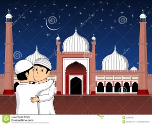 Eid Celebration Clipart 4 300×246
