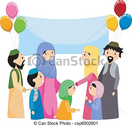 Eid Celebration Clipart 8