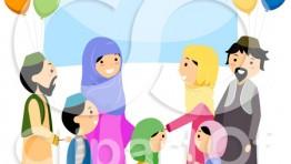 Eid Family Clipart 1 262×148