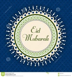 Eid Mubarak Card 13 281×300