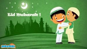 Eid Mubarak Cards For Kids 8 300×169