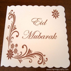 Eid Mubarak Cards For Kids 9 300×300