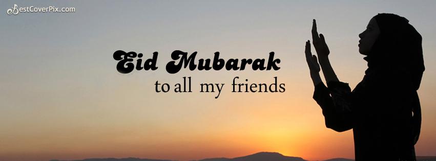 Eid Mubarak Friends 1