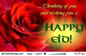 Eid Mubarak Love Cards 6 300×195