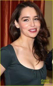 Emilia Clarke 32 185×300
