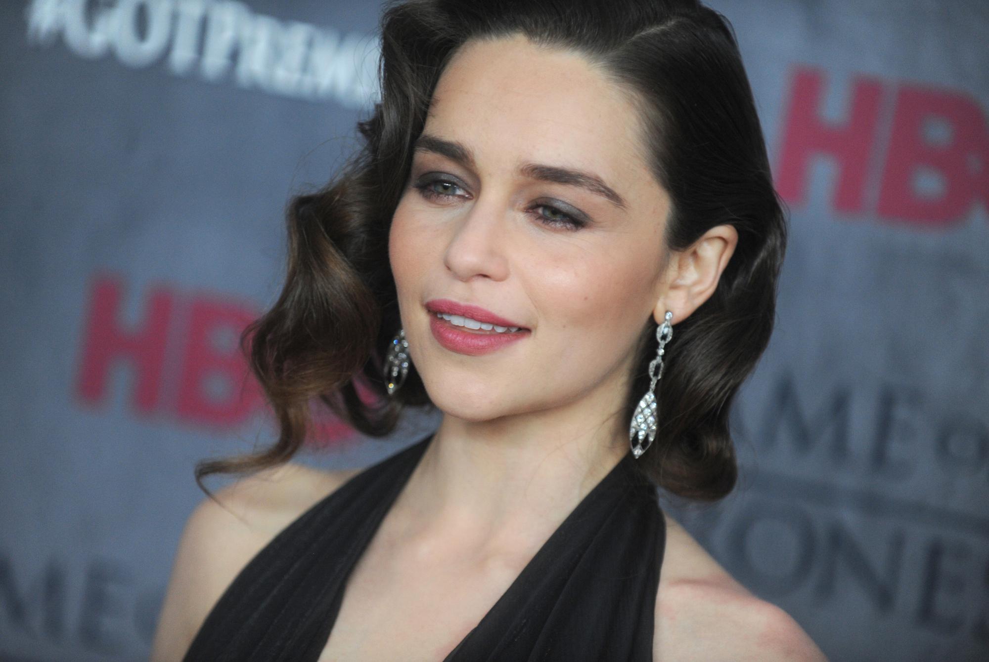 Emilia Clarke 36