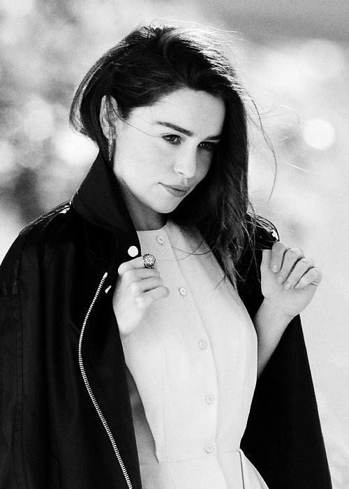 Emilia Clarke Photoshoot 2014 2