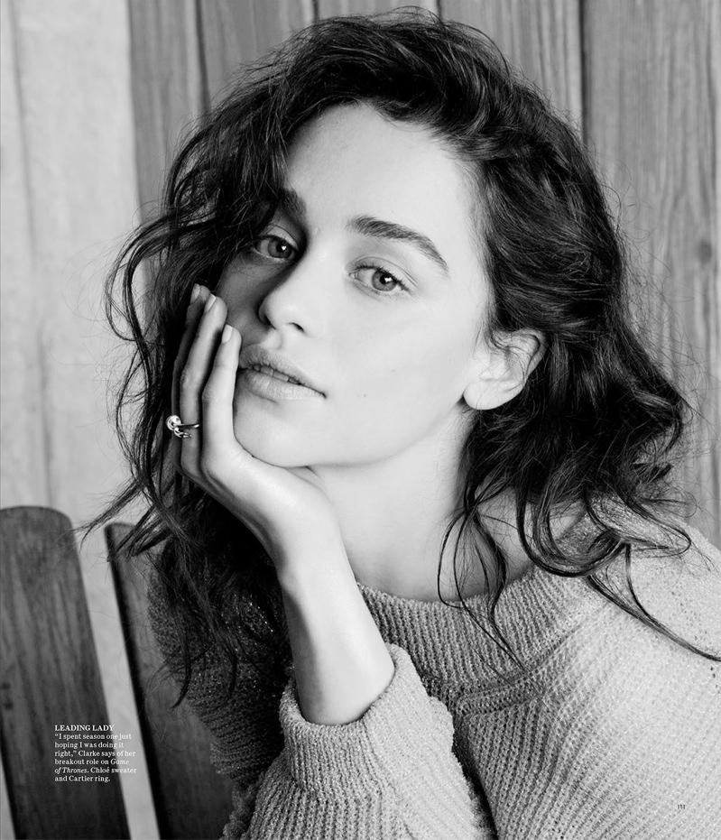 Emilia Clarke Photoshoot 8