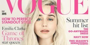 Emilia Clarke Vogue Cover 300×150