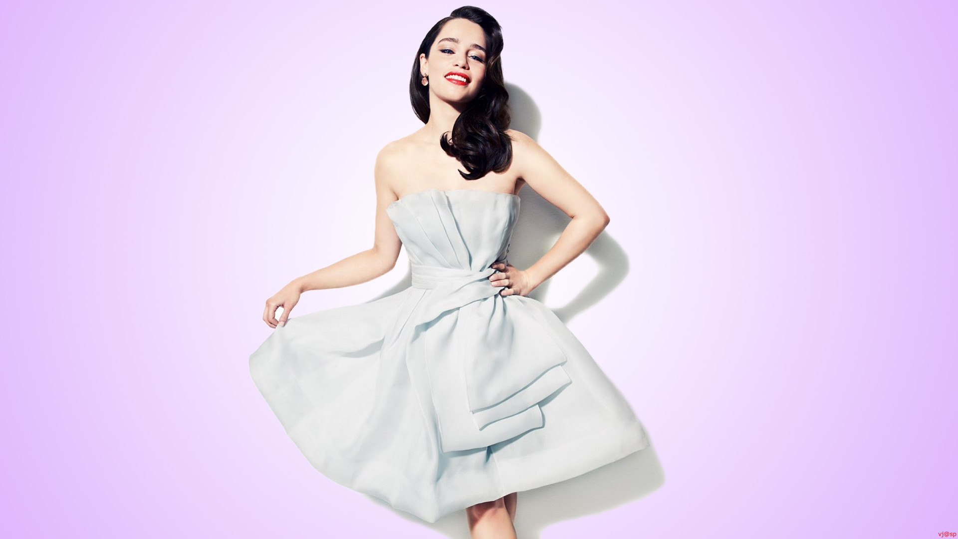 Emilia Clarke Wallpaper 1080p 5
