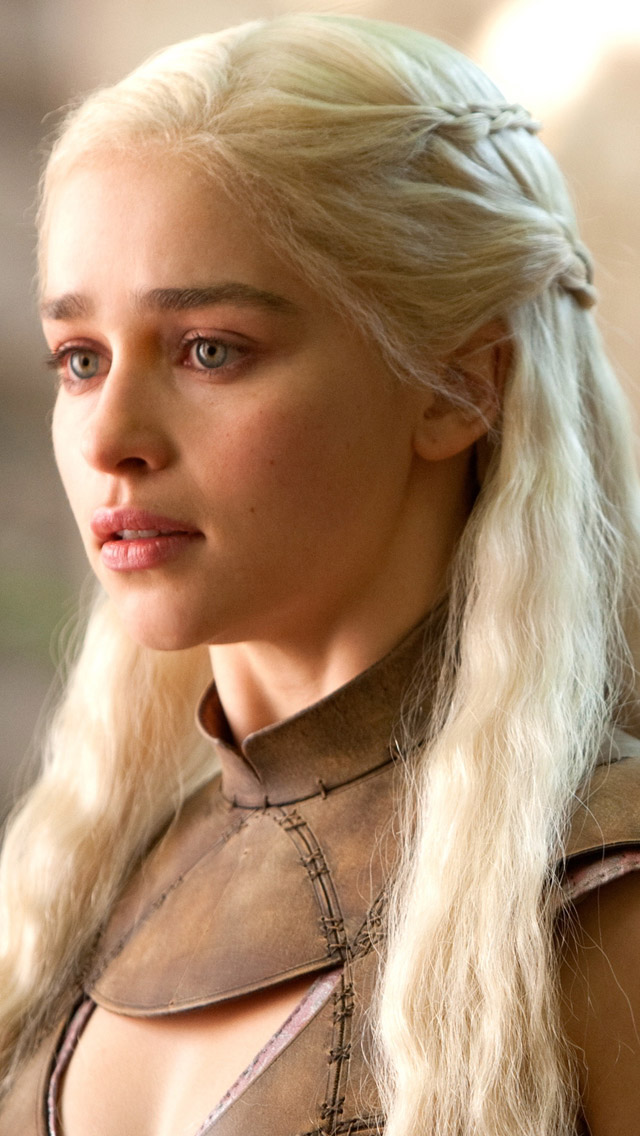 Emilia Clarke Wallpaper IPhone 24