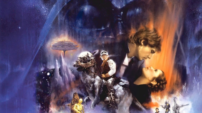 Empire Strikes Back Wallpaper 1 768×432
