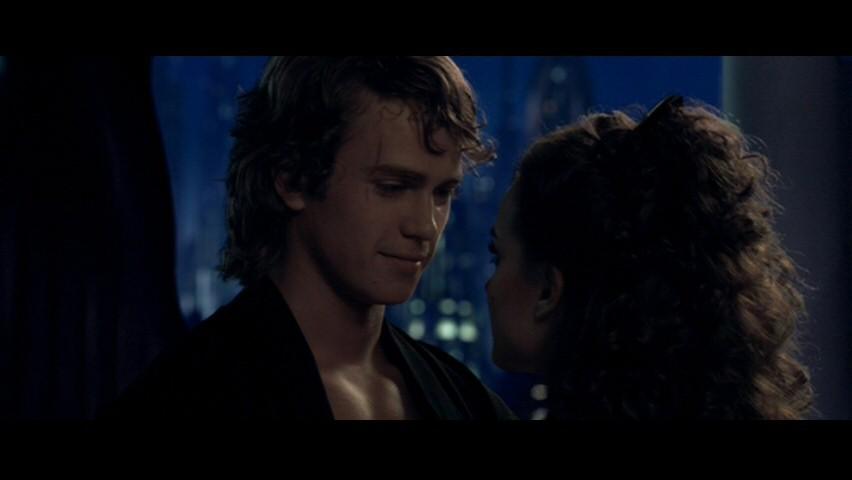 Episode III Anakin Padmé