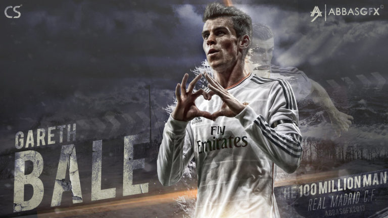 Gareth Bale 2014 Wallpaper Hd 1 768×432
