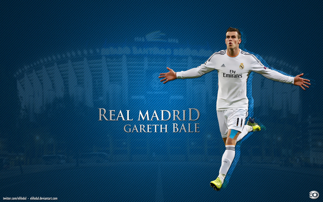 Gareth Bale 2014 Wallpaper Hd 3