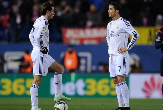 Gareth Bale And Cristiano Ronaldo Free Kick 5