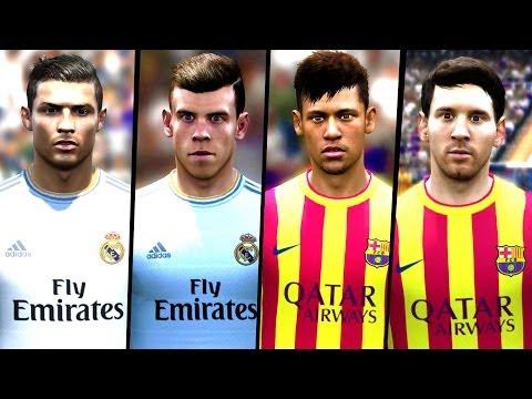 Gareth Bale And Cristiano Ronaldo Vs Messi And Neymar 3