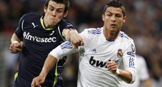 Gareth Bale And Cristiano Ronaldo Wallpaper 2013 1