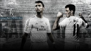 Gareth Bale And Cristiano Ronaldo Wallpaper 2014 5 300×169