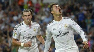 Gareth Bale And Cristiano Ronaldo Wallpaper 2015 2 300×169