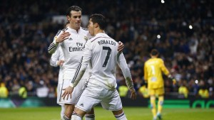 Gareth Bale And Cristiano Ronaldo Wallpaper 2015 3 300×169