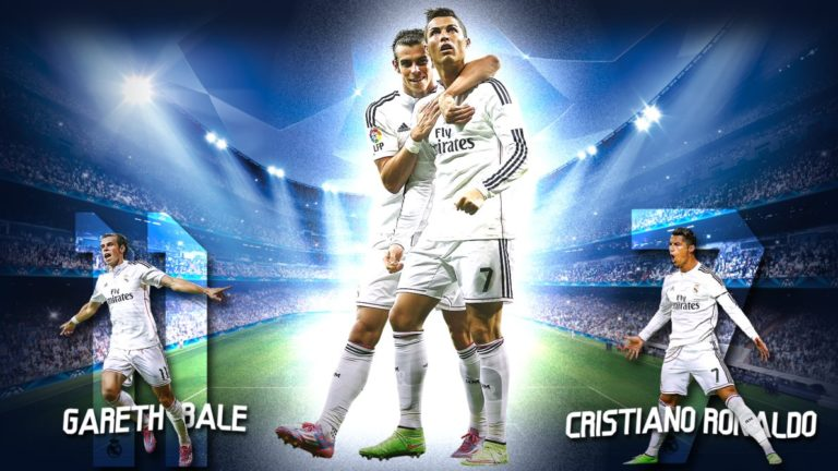 Gareth Bale And Cristiano Ronaldo Wallpaper 2015 5 768×432