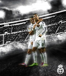 Gareth Bale And Cristiano Ronaldo Wallpaper 2015 6 261×300