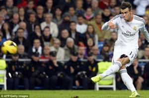 Gareth Bale Free Kick Technique 5 300×197