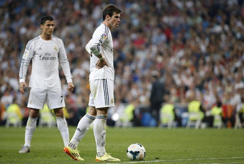 Gareth Bale And Cristiano Ronaldo Wallpaper