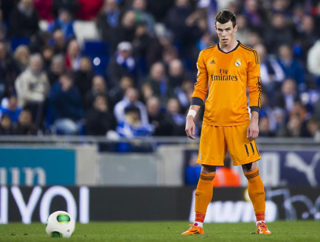 Gareth Bale Free Kick Wallpaper 6