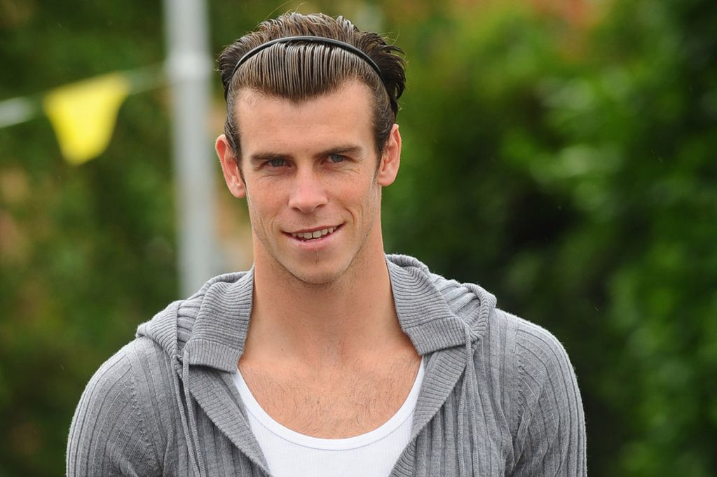 Gareth Bale Haircut 2014 Headband 4