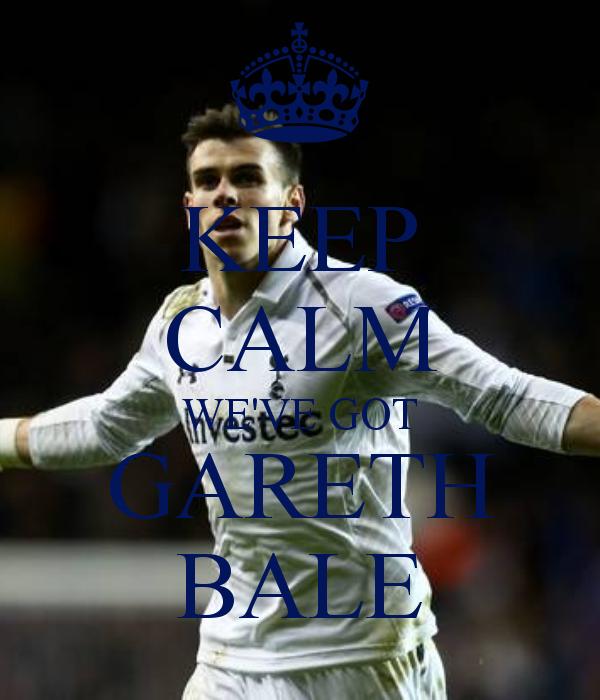 Gareth Bale IPhone Wallpaper 1