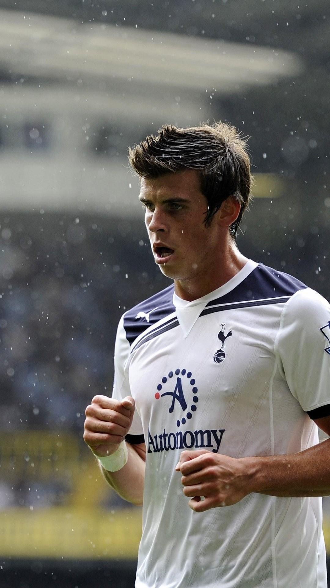 Gareth Bale IPhone Wallpaper 11