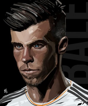 Gareth Bale IPhone Wallpaper 15