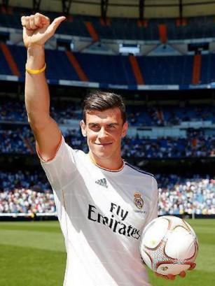 Gareth Bale IPhone Wallpaper 24