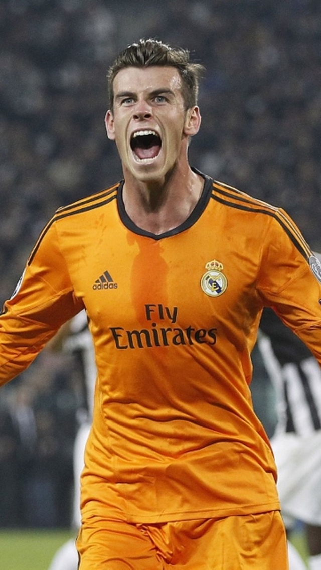 Gareth Bale IPhone Wallpaper 27