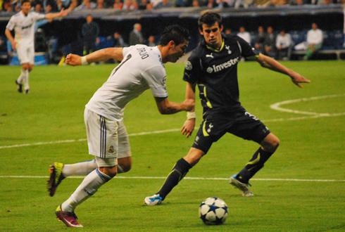 Gareth Bale Vs Cristiano Ronaldo 2