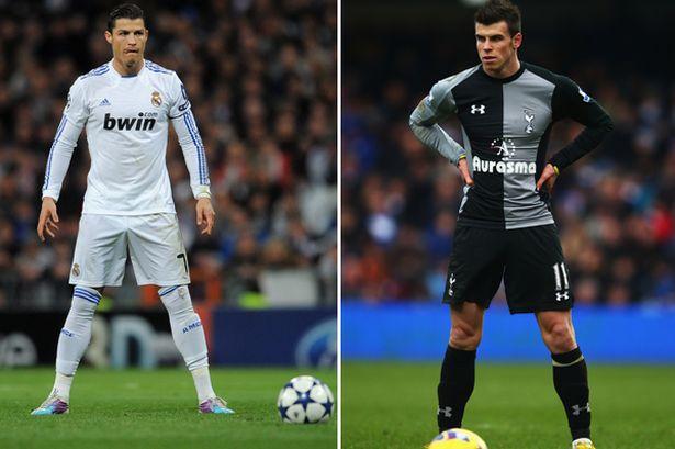 Gareth Bale Vs Cristiano Ronaldo Body 2