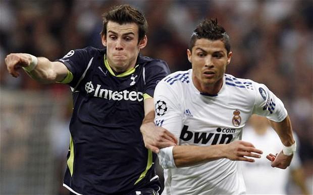 Gareth Bale Vs Cristiano Ronaldo Body 3