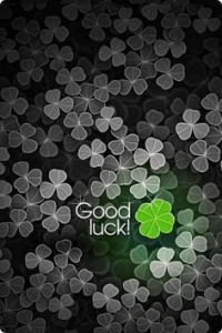 Good Luck Wallpaper For Iphone 1 200×300