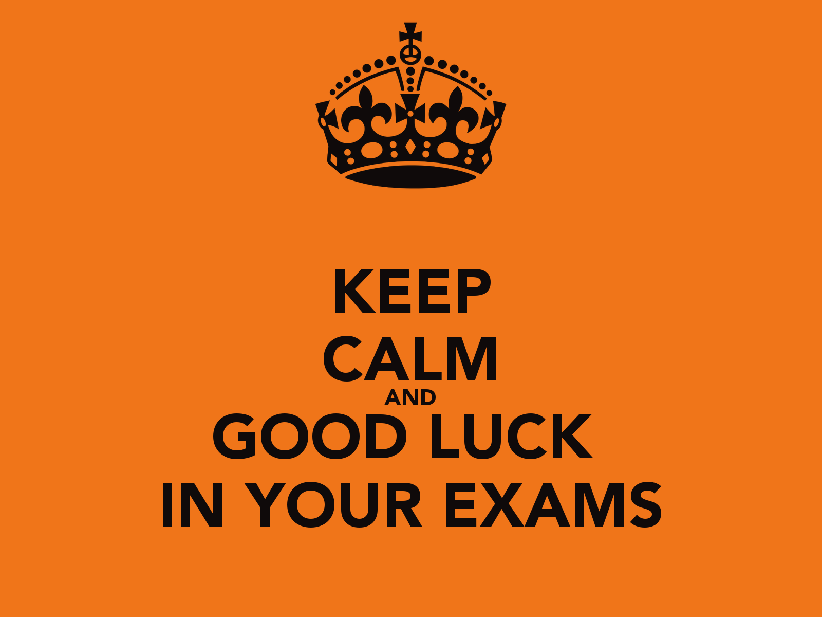 Good Luck Wallpapers Exams 1
