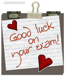 Good Luck Wallpapers Exams 3 263×300