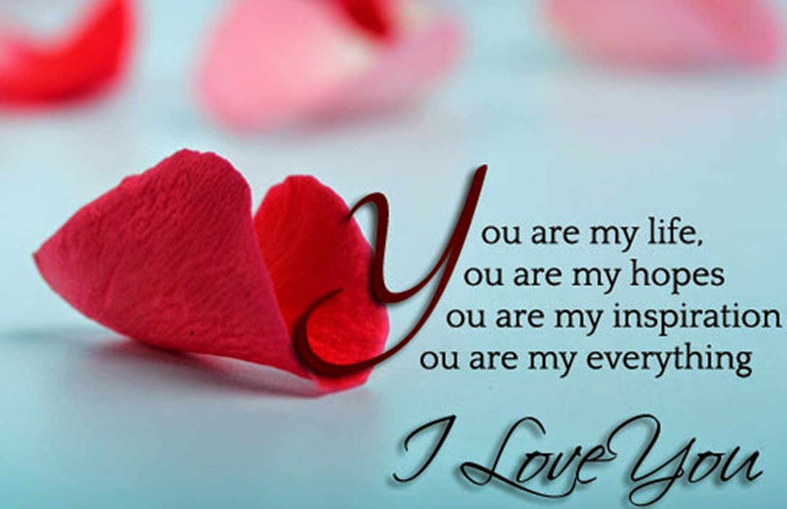 Good Wallpapers With Love Messages 4