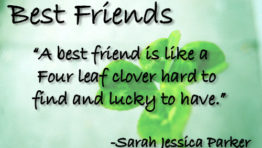 Good Wallpapers With Quotes On Friendship 2 262×148