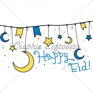 Happy Eid Clipart 4 300×300
