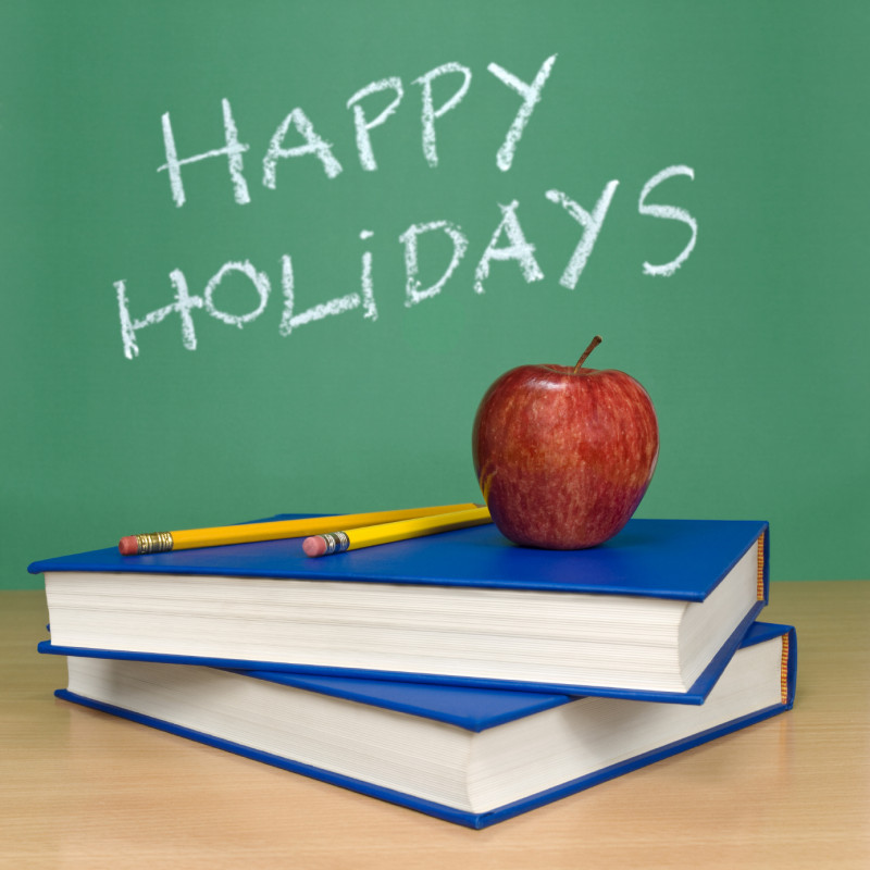 Happy School Holiday Wallpaper 3