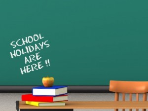 Happy School Holiday Wallpaper 4 300×225